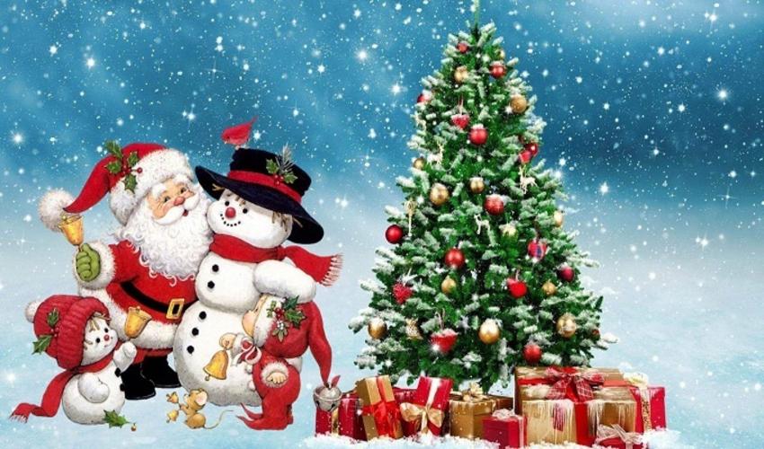 Chúc Quý khách hàng giáng sinh an lành - ấm áp